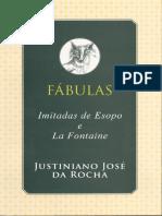 Fábulas - Imitadas de Esopo e La Fontaine