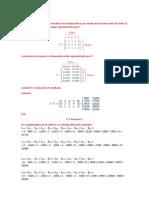Trabajo Matrices
