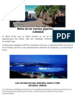 Bahía de Las Mareas Gigantes