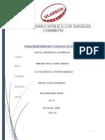 La Inimputabilidad y Culpabilidad 180521015643