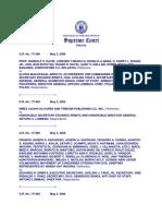GR 171396 - David vs Arroyo FULL
