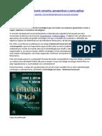 ARTIGO - BSC - Balanced Scorecard - Conceito, Perspectivas e Como Aplicar (Agendor)