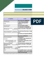 Plantilla Excel Cuenta de Perdidas y Ganancias