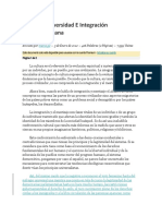 Mestizaje Diversidad E Integración Latinoamericana