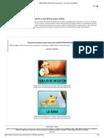 CANCIONES INFANTILES Populares y Sus Letras Para NIÑOS