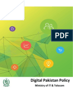 Digital Pakistan Policy