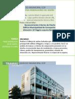 Encargo 3 Laminas Edificio Municipal (1)