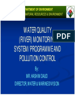 DOE water quality monitoring system, programme and pollution control.pdf