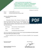 Surat Rekomendasi Skp Ulm