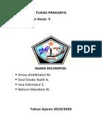 DDNA Prakarya