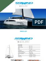 Seawind 1160 lite