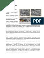 La Batalla de Villamontes