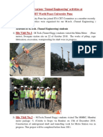Report of Activities in MIT WPU