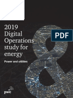 2019 Digital Operations Study for Energy PWC