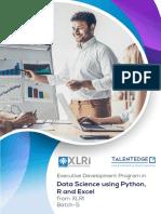 Data Science Brochure 1