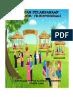 Panduan Posyandu Terintegrasi 2018