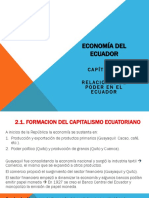 Economia del Ecuador