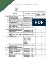 Daftar Prioritas Puskesmas Lamasi Menurut Perangkat Daerah