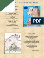 Wild Animals - Progetto a Classe IV Roncola