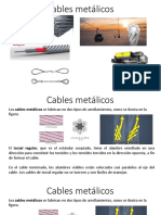 19. Cables Metálicos
