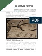 Ejemplos de ensayos literarios.docx