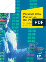 Ey Personal Data Protection Bill 2018