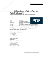 Cisco Prepaid Calling Card