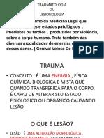 Slides Prof. Andre Uchoa Medicina Legal