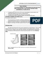 Finalpaper Hydraulics