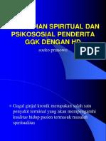 17. Kebutuhan Spiritual Penderita HD