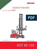 IDCF03_03GB - DCF80-100 Operator Manual