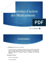 Pharmaco3an-Mecanismes Action Mdcts
