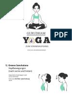 Gurudham Yoga Dokument