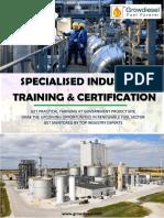 Industrial Training by Growdiesel 2019