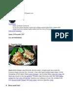 PPM Materi Salad Indonesia
