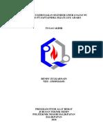 STUDI KASUS KERUSAKAN SILINDER LINER ENGINE PC.pdf