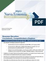 Modelo Estratégico para una Nueva Economía - presentación