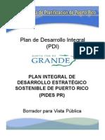 Plan Integral de Desarrollo