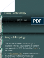 2.3. History - Anthropology.pptx