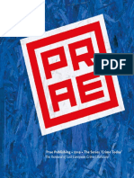 Prae Publishing • 2019 • The Series 'Crime Today' • Renewal of East European Crime Literature