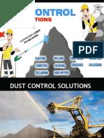 Dust Management Ppt 030813 VISHVA KIRAN