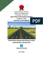Sukhar Motorway Design