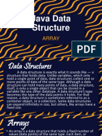 Java Data Structure
