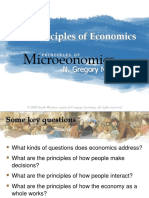 Lecture 01 - Ten Principles of Economics