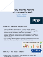 How to Acquire Customers on the Web.pptx