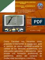 TEMA 6_ROL DE LA FACULTAD DE INGENIERIA DE LA UNAMBA EN EL DESARROLLO MINERO DE LA REGION APURIMAC.ppt