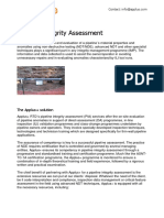 Pipeline Integrity Assessment