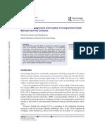 customer engagement, loyalty comparative study.pdf