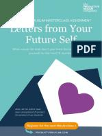 Masterclass Graduate Letters
