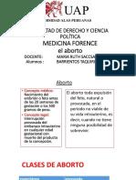 medicina forence